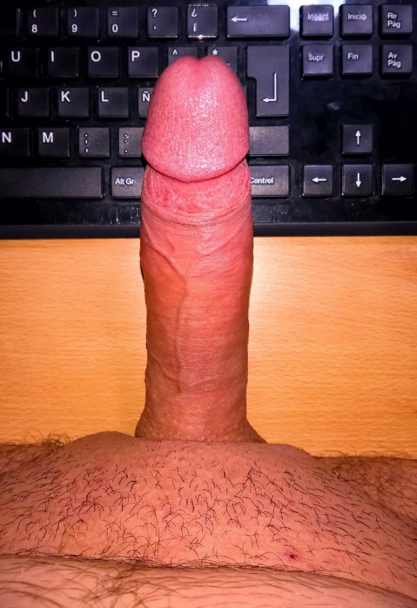 My big head cock